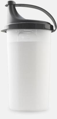 Narrow Större shakers med 3 olika lock - med reklamtryck