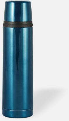 Blåturkos (bright) 50 cl termosflaskor med reklamtryck