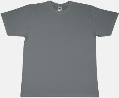 Grå Fina t-shirts i många färger till låga priser med reklamtryck