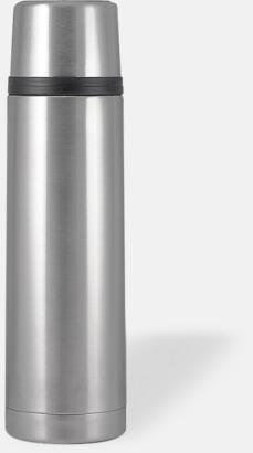 1 l Ståltermos i 4 storlekar med reklamtryck