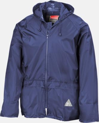 Royal jacka (standard) Regnjacka & -byxor för vuxna och barn - med reklamtryck