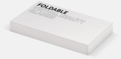 Presentförpackning Färgglada VR-glasögon med reklamtryck