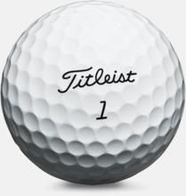 Titleist Pro V1 - golfbollar med tryck
