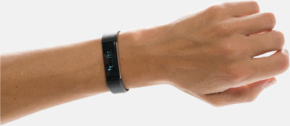 Armband för en hälsosam livsstil med reklamtryck