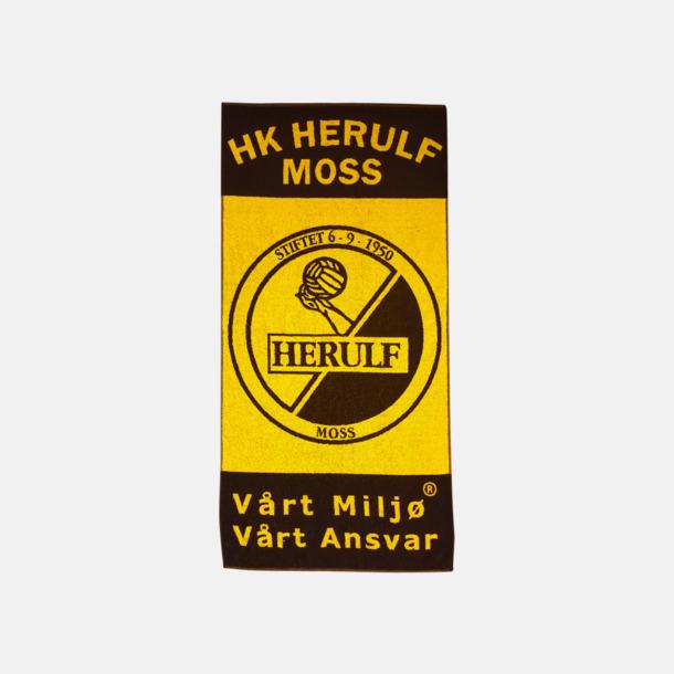 Vävd Vävda handdukar med flera märkningsmöjligheter