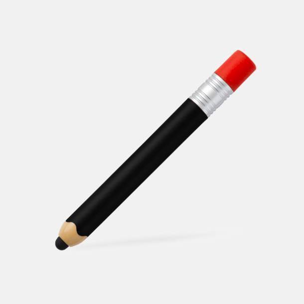Svart Bläck- & mobilpenna i rolig design