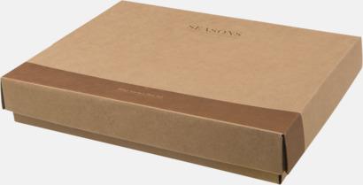 Presentkartong Röklådor för grillen med reklamlogo