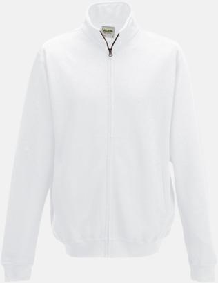 Arctic White Tjocktröjor i många färger med reklamtryck