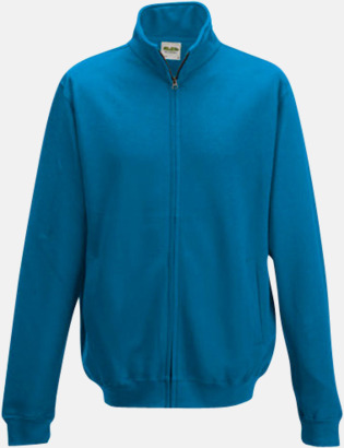 Sapphire Tjocktröjor i många färger med reklamtryck