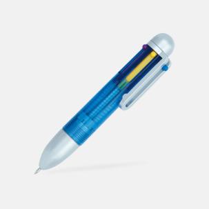Minipenna med 6 färger - med reklamtryck