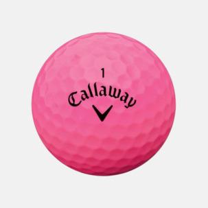 De mjukaste bollarna från Callaway