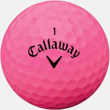 Rosa De mjukaste bollarna från Callaway