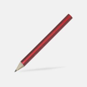 Billiga blyertspennor i många färger med eget tryck