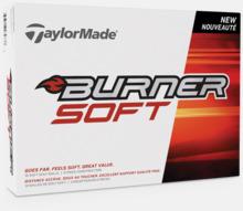 Taylor Made New Burner Soft