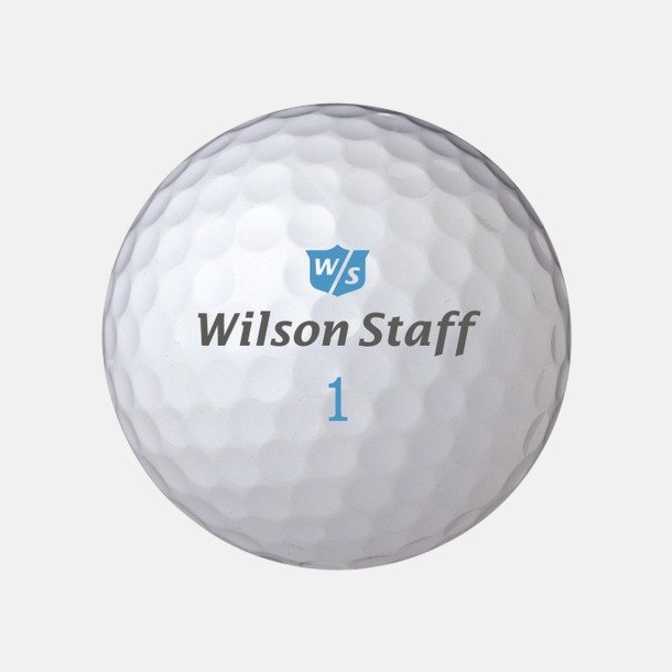 Wilson Staff DX 2 Soft Distance Women - med reklamtryck