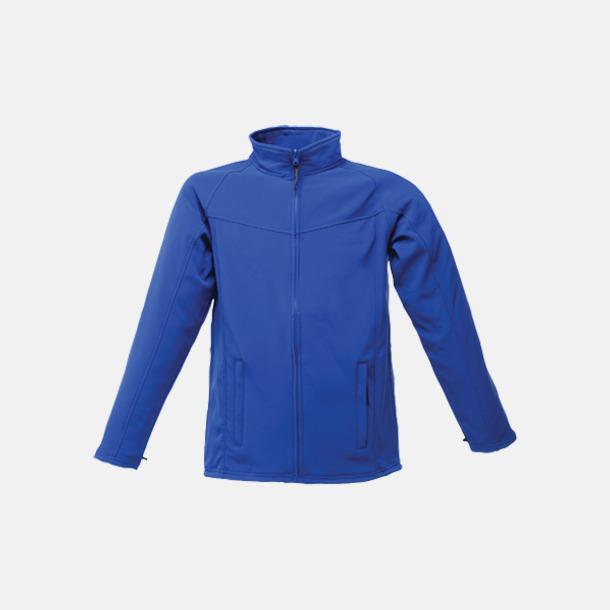 Oxford Blue (herr) Soft-shell jackor i herr- & dammodell med reklamtryck