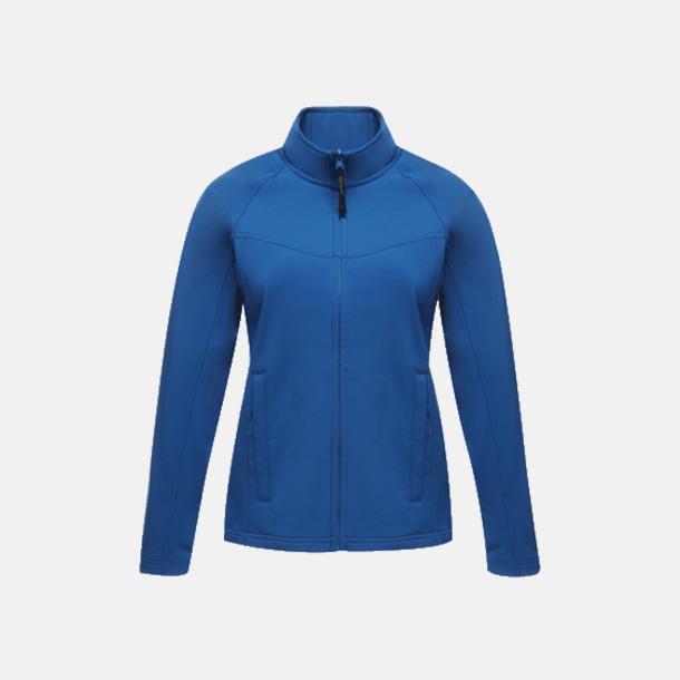 Oxford Blue (dam) Soft-shell jackor i herr- & dammodell med reklamtryck