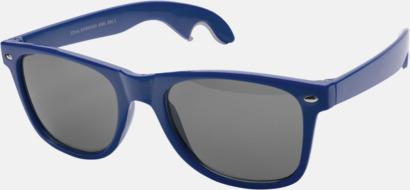 Blå Solglasögon & flasköppnare i 1 - med reklamtryck!