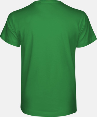 Ekologiska t-shirts för barn av ekologisk bomull - med tryck