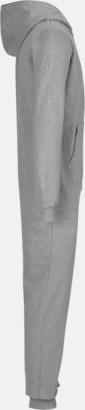Overaller av ekologisk fairtrade-bomull med tryck