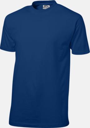 Classic Royal (herr) Herr-, dam & barn t-shirts från Slazenger med reklamtryck
