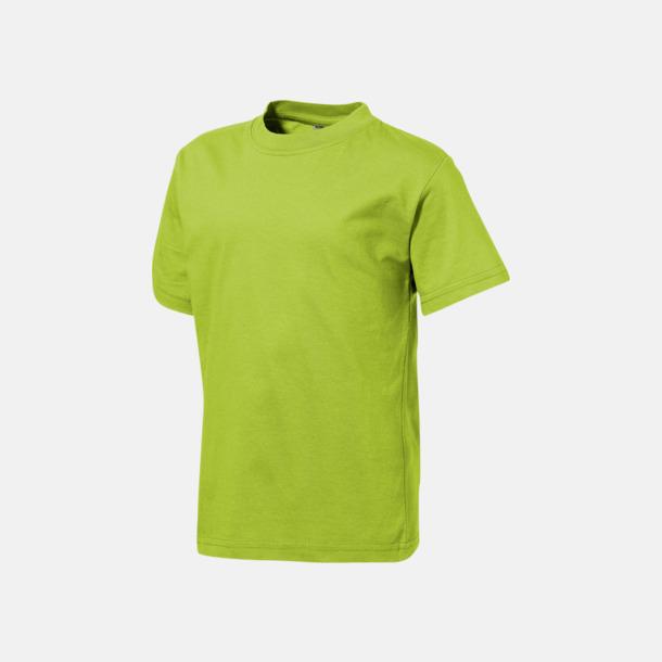 Apple (barn) Herr-, dam & barn t-shirts från Slazenger med reklamtryck