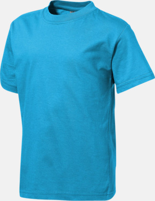 Aqua (barn) Herr-, dam & barn t-shirts från Slazenger med reklamtryck