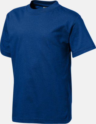 Classic Royal (barn) Herr-, dam & barn t-shirts från Slazenger med reklamtryck