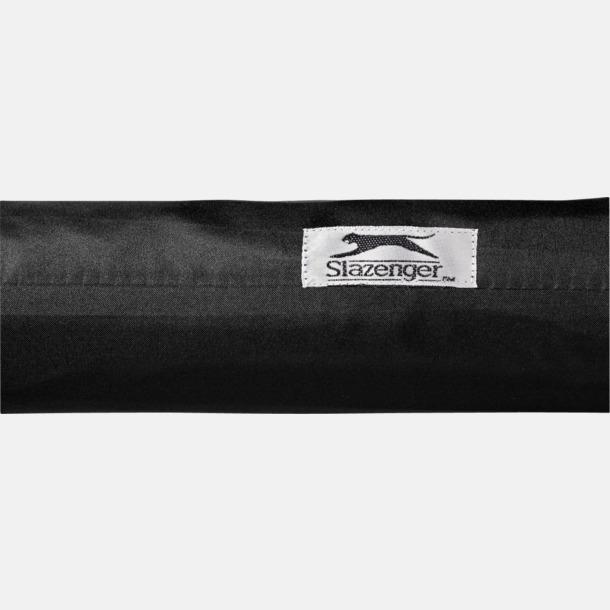 """32"""" golfparaplyer från Slazenger med reklamtryck"""