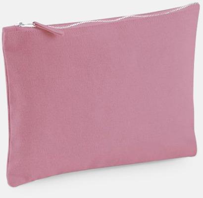 True Pink Bomullsetuier i 3 storlekar med reklamtryck