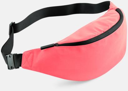 Electric Pink Belt Midjeväska i andra färger med reklamtryck