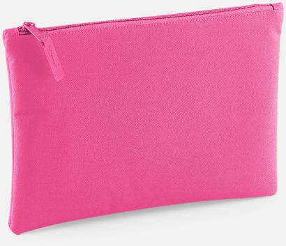 True Pink Etuier i polyester med reklamtryck