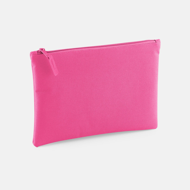 True Pink Fodral i polyester med reklamtryck