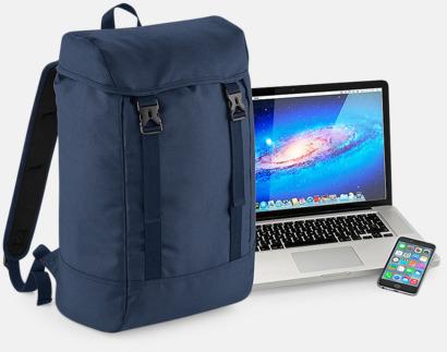 Rejäla ryggsäckar med reklamtryck