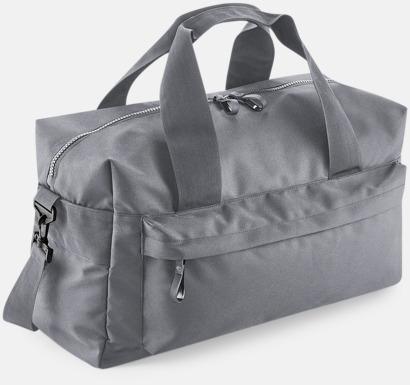 Graphite Grey (60 liter) Resväskor i 2 storlekar med reklamtryck