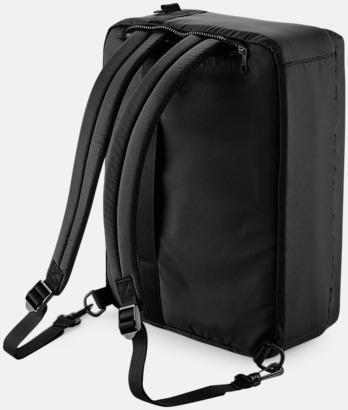 Baksida (2) Laptop ryggsäck & axelväska med reklamtryck