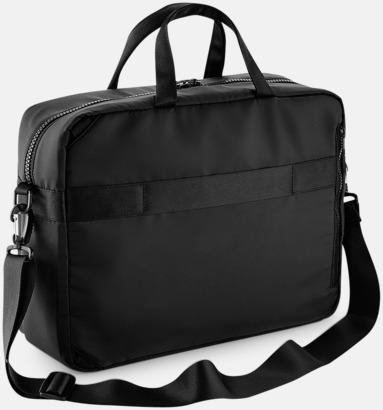 Baksida Laptop ryggsäck & axelväska med reklamtryck