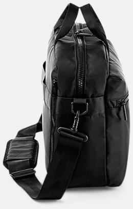 Laptop ryggsäck & axelväska med reklamtryck