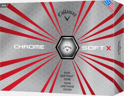 Callaways Chrome soft i ny tolkning