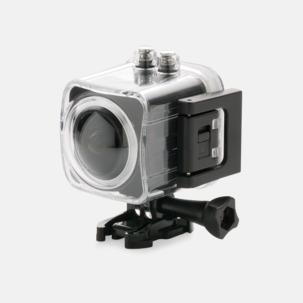360° 4K-actionkamera med reklamtryck
