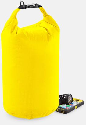 15 liter Vattentäta sjömansväskor i tre storlekar med reklamtryck