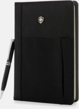 Swiss Peak A5 notebook pen