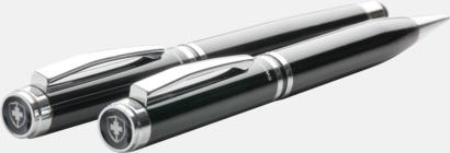 Exklusivt metall-pennset från Swiss Peak med reklamtryck