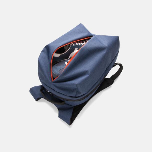 Kontors- & sportryggsäckar med reklamtryck