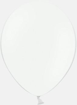 Clear 038 Ballonger i unika färger med eget tryck