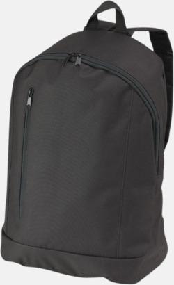 Svart Läckra, billiga ryggsäckar med reklamtryck