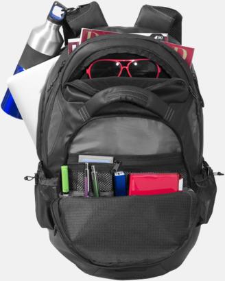 """15,6"""" datorryggsäckar med reklamtryck"""