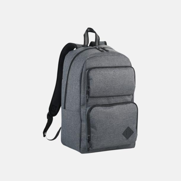 Snygga laptopryggsäckar med reklamtryck