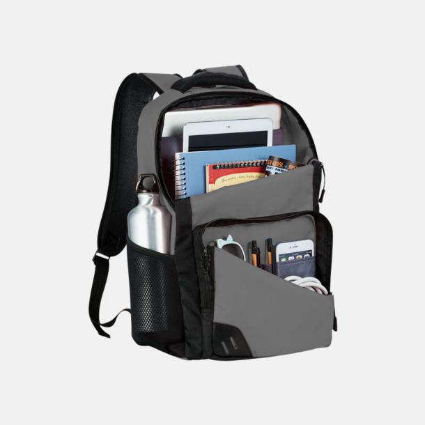 """Ryggsäckar med 15,6"""" laptopfack - med reklamtryck"""