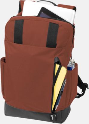 """15,6"""" datorryggsäck från Tranzip med reklamtryck"""